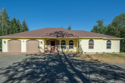 Winlock Single Family Home For Sale: 546 Park Rd