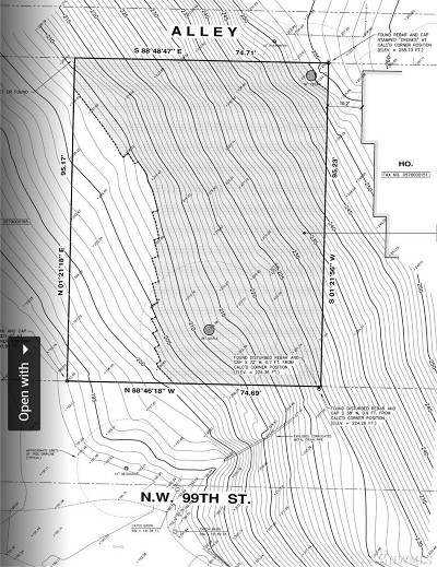 King County Residential Lots & Land For Sale: 1936 NW 99th St
