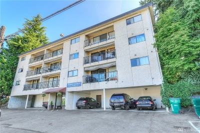 Condo/Townhouse Sold: 9710 Greenwood Ave N #406