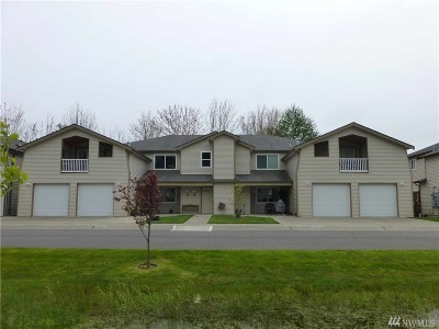 Sedro Woolley Condo/Townhouse Sold: 711 Cascade Palms Ct
