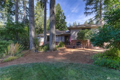Olympia Single Family Home For Sale: 3022 Country Club Lp NW