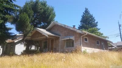 Tacoma WA Single Family Home For Sale: $95,000