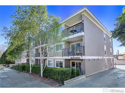 Seattle Condo/Townhouse For Sale: 3657 Francis Ave N #404
