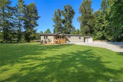 Single Family Home For Sale: 341 Hwy 162 E