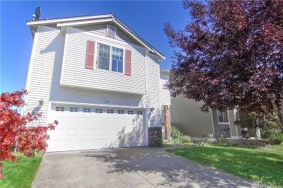 Spanaway Single Family Home For Sale: 17815 19th Av Ct E