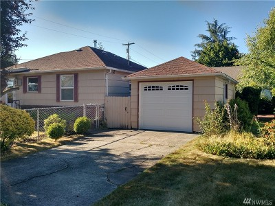 Chehalis Single Family Home For Sale: 386 SW 15th St