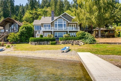 Bellevue Single Family Home For Sale: 2010 W Lake Sammamish Pkwy SE