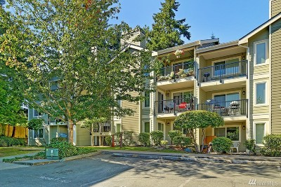 Snohomish County Condo/Townhouse For Sale: 6531 200th St SW #302