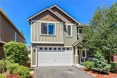 Edmonds Condo/Townhouse For Sale: 8133 223rd Place SW