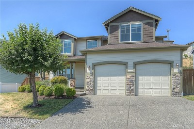 Tumwater Single Family Home For Sale: 1540 Skyline Ridge Lane SW