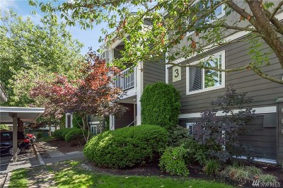 King County Condo/Townhouse For Sale: 300 N 130th St #3302