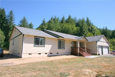 Winlock Single Family Home For Sale: 1604 King Rd