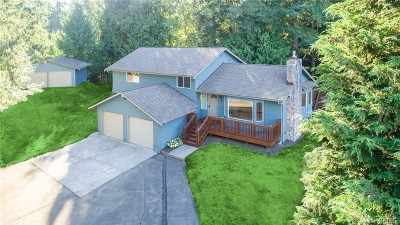 Bothell Single Family Home For Sale: 22806 Barker Rd