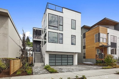 Seattle Single Family Home For Sale: 2408 55th Ave SW