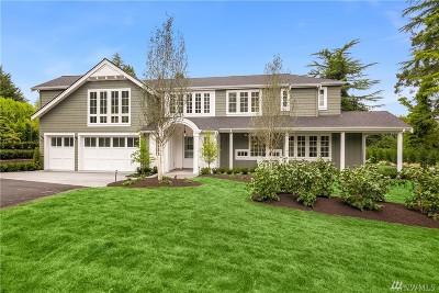Bellevue Single Family Home For Sale: 3306 99th Ave NE