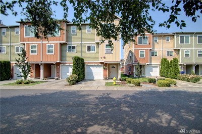 Burlington Condo/Townhouse Sold: 515 Neff Cir