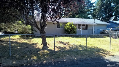 Renton Single Family Home For Sale: 16949 126th Place SE