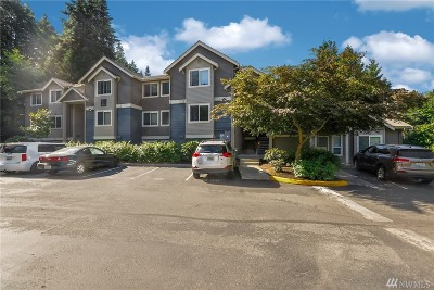 Bothell Condo/Townhouse For Sale: 19316 Bothell Wy NE #C203