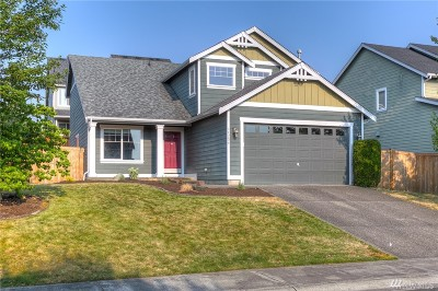 Puyallup Single Family Home For Sale: 17204 139th Ave E
