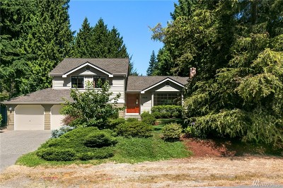 Redmond Single Family Home For Sale: 17432 NE 136th St