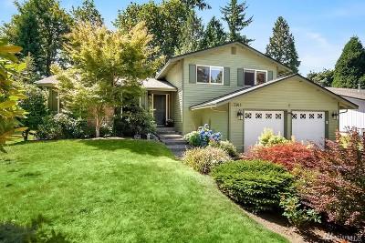 Redmond Single Family Home For Sale: 13305 NE 119th Wy