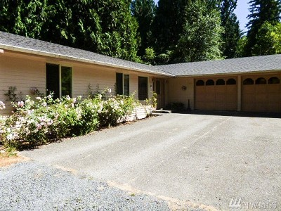 Lake Stevens Single Family Home For Sale: 3904 147th Ave NE