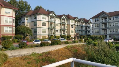 Bellingham Condo/Townhouse For Sale: 259 W Bakerview Rd #C101