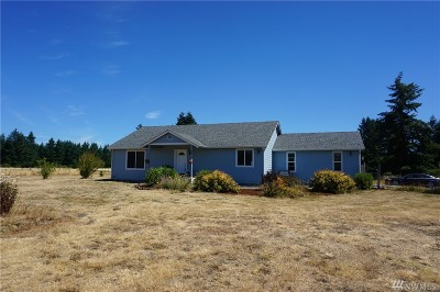 Rochester WA Single Family Home For Sale: $315,000