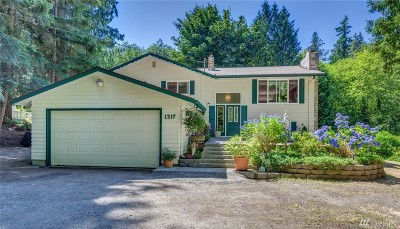 Single Family Home For Sale: 1317 Oriental Ave