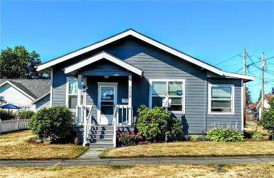 Lynden Single Family Home For Sale: 205 8th St