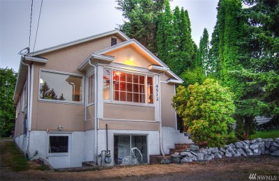 Single Family Home For Sale: 4512 Cable