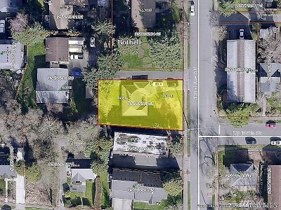 King County Residential Lots & Land For Sale: 18613 103rd Ave NE
