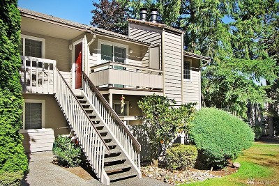 King County Condo/Townhouse For Sale: 14200 NE 171st St #B207