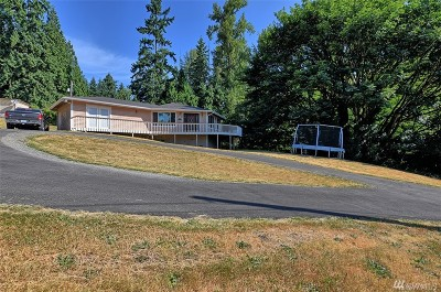 Woodinville Single Family Home For Sale: 23120 57th Ave SE