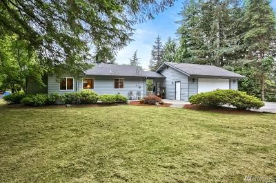Arlington Single Family Home For Sale: 15612 Jim Creek Rd