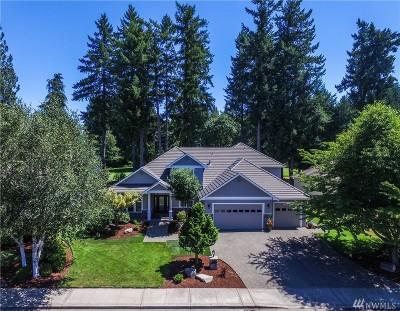 Olympia Single Family Home For Sale: 3744 Kinsale Lane SE