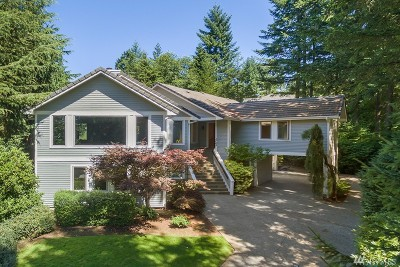 Gig Harbor Single Family Home For Sale: 4708 Old Stump Dr NW