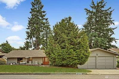 King County Single Family Home For Sale: 214 174th Place NE