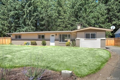 Renton Single Family Home For Sale: 15426 SE 144th Place