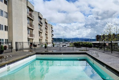 Seattle Condo/Townhouse For Sale: 9030 Seward Park Ave S #500