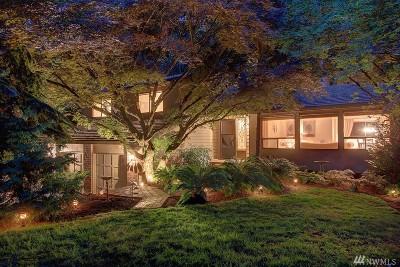 Kirkland Single Family Home For Sale: 7407 NE 118 Place