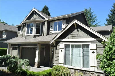 King County Rental For Rent: 12516 NE 90th St