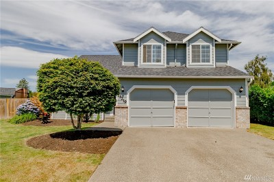 Sumner Single Family Home For Sale: 15219 64th St E