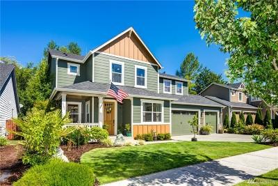 Mount Vernon Single Family Home For Sale: 4706 Mount Baker Lp