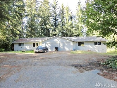 Pierce County Multi Family Home For Sale: 8209 38th St Ct W