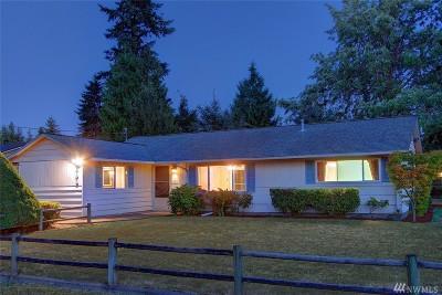 Renton Single Family Home For Sale: 3901 NE 22nd St