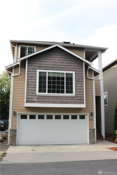 Snohomish County Condo/Townhouse For Sale: 1513 147th Place SW