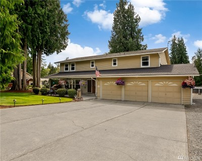 Single Family Home For Sale: 13728 56th Ave NE