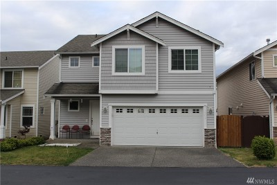 Snohomish County Condo/Townhouse For Sale: 11505 23rd Place W