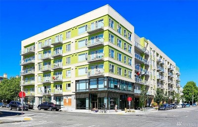 Seattle Condo/Townhouse For Sale: 1760 NW 56th St #204